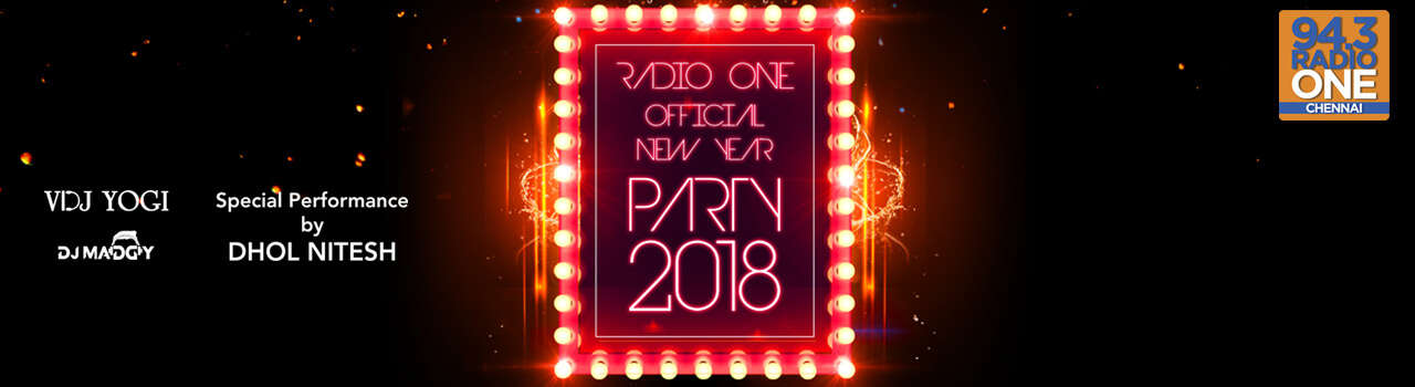 94.3 Radio One Official New Year Party 2018 at The Accord Metropolitan