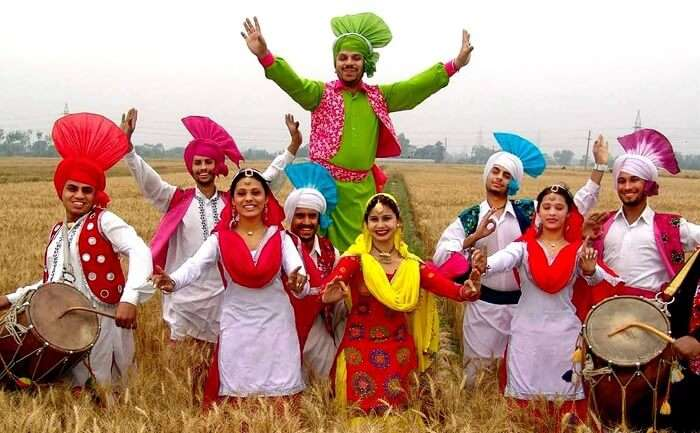 baisakhi festival of india