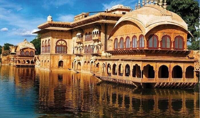 Deeg Palace or Jal Mahal