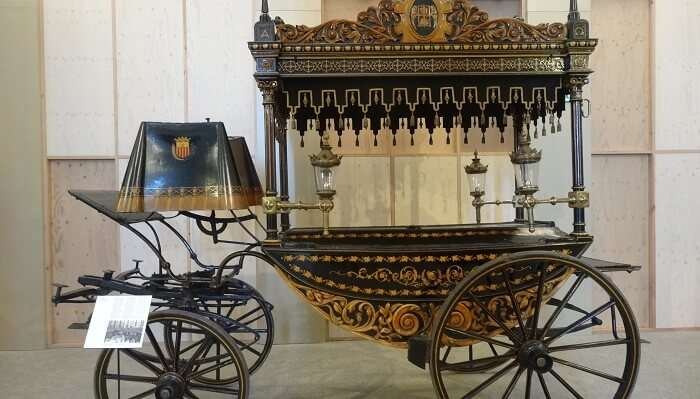 funeral carriage museum