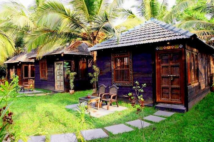 leela cottages goa