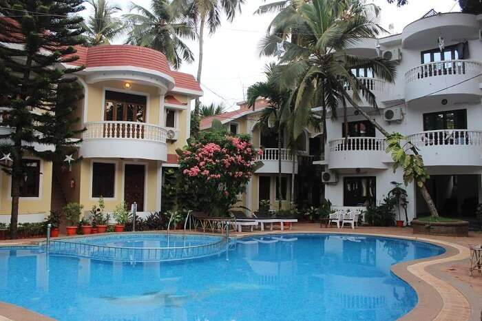 naga cottages in goa