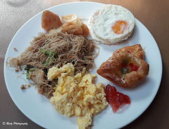 pattaya hotel breakfast