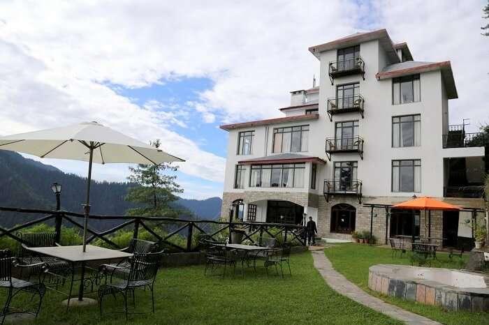 Tethys Ski Resort india