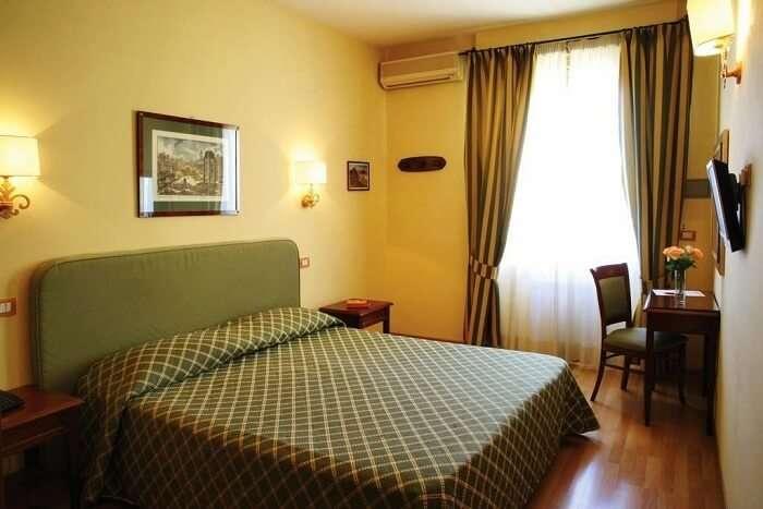 Hotel Colosseum Rome