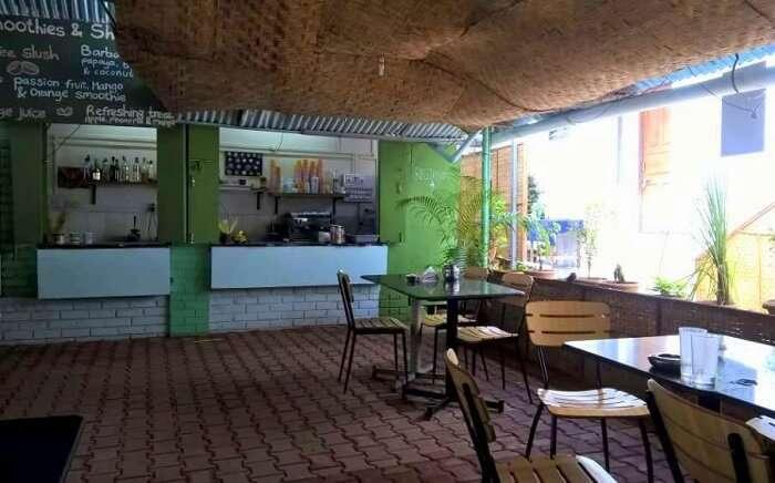 Cafe Inn, Palolem