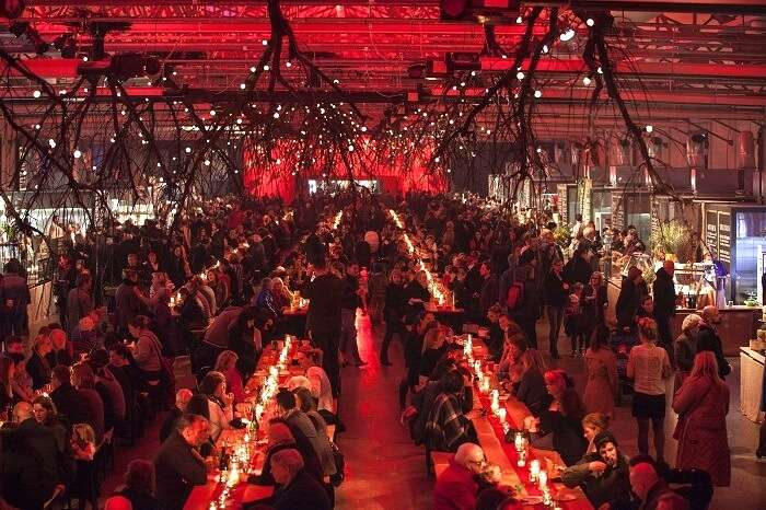 Dark Mofo Fest In Tasmania