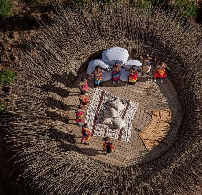 NAY PALAD Bird Nest in Kenya