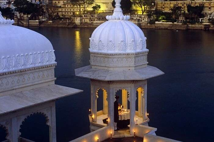 Taj Palace udaipur architecture and design