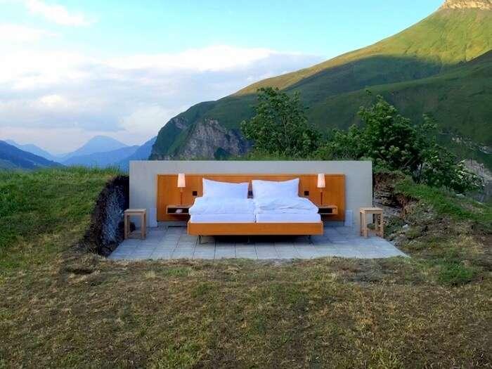 Null Stern Bedroom