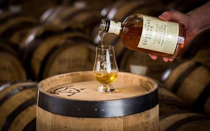 Tasmanian Whisky Trail