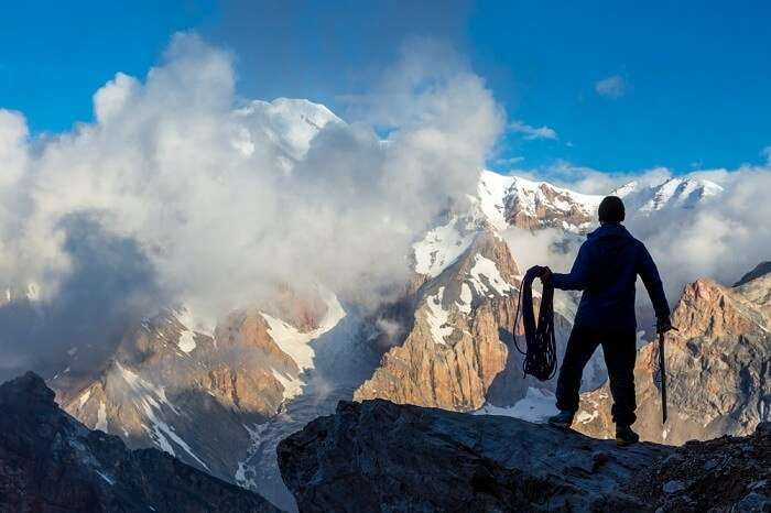 Adventure Activities In Himalayas