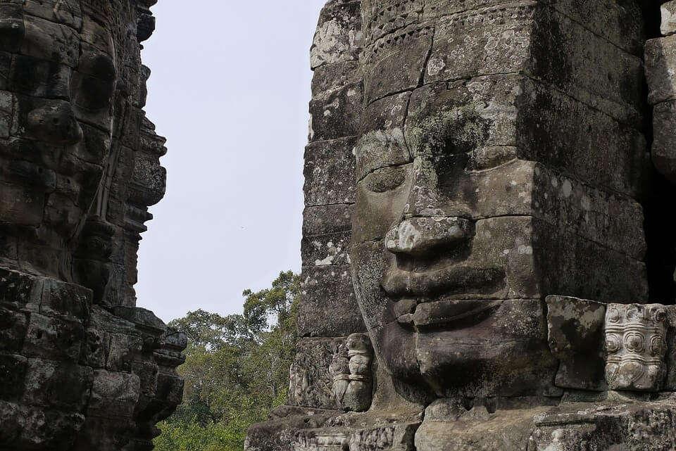 Bayon Temple, Siem Reap