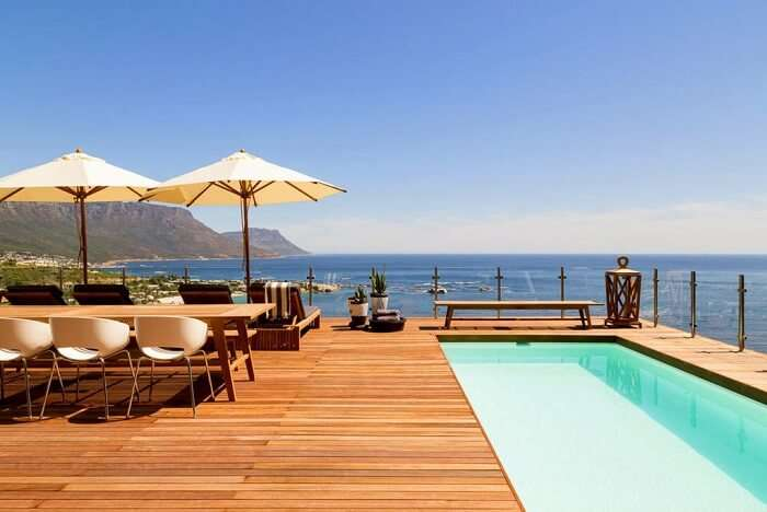 stay at cape town's Cape View Clifton