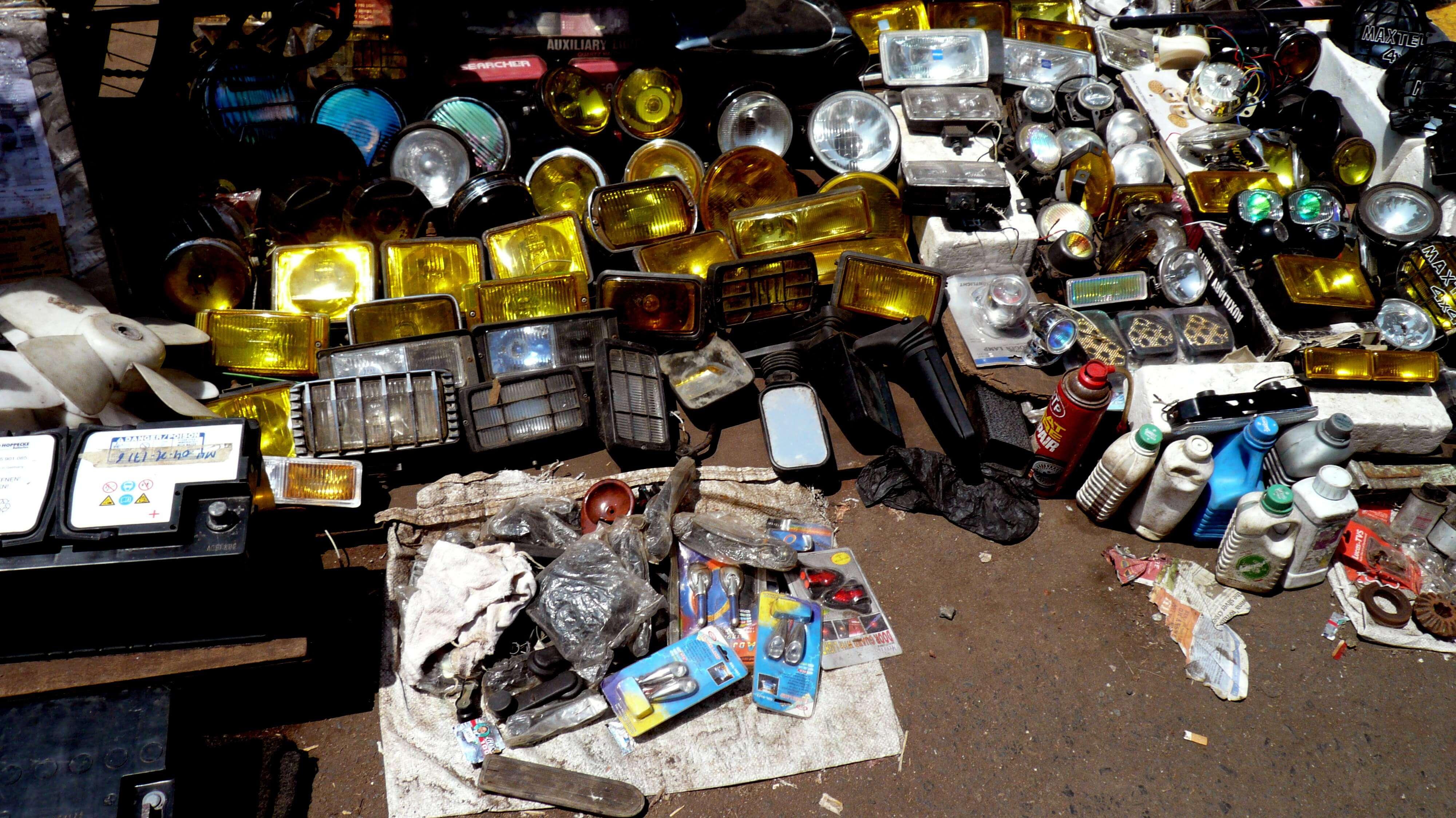 Chor bazar in Mumbai