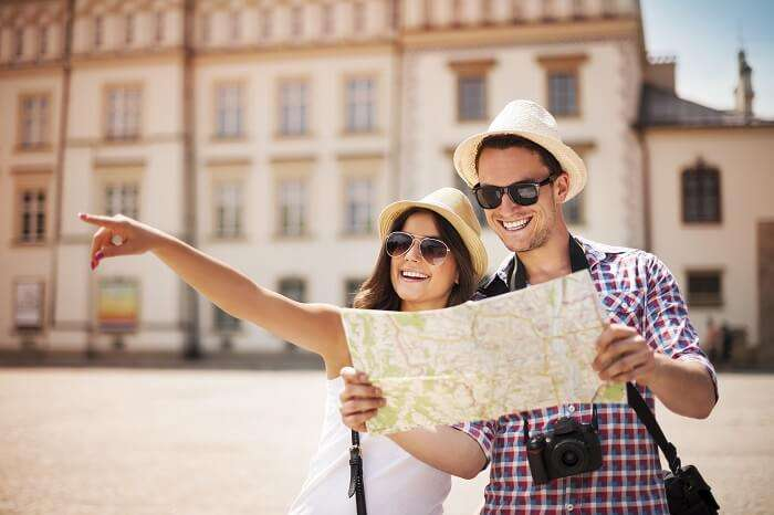 travel resolutions for 2018: Carry A Map Instead Of An Itinerary