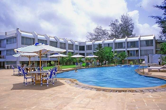 Cidade De Daman Beach Resort daman resorts