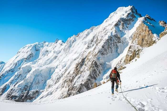 Mount Everest Solo Summit