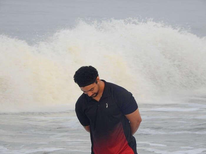alleppey beach kerala