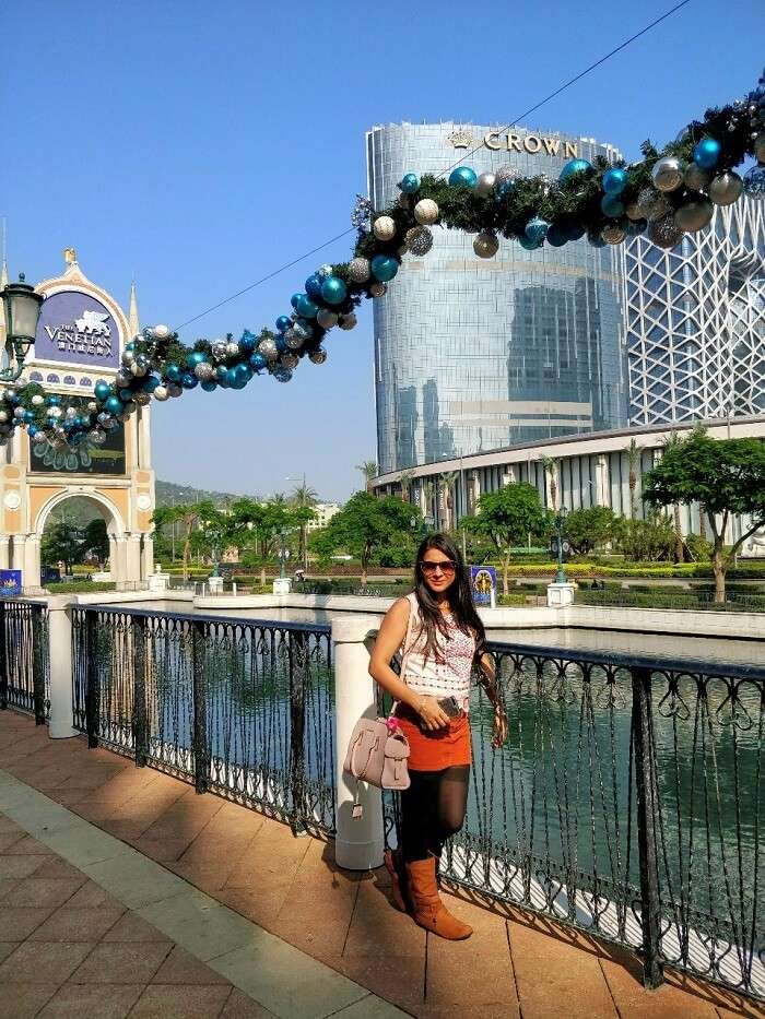 isha aggarwal hong kong family trip: exploring macau