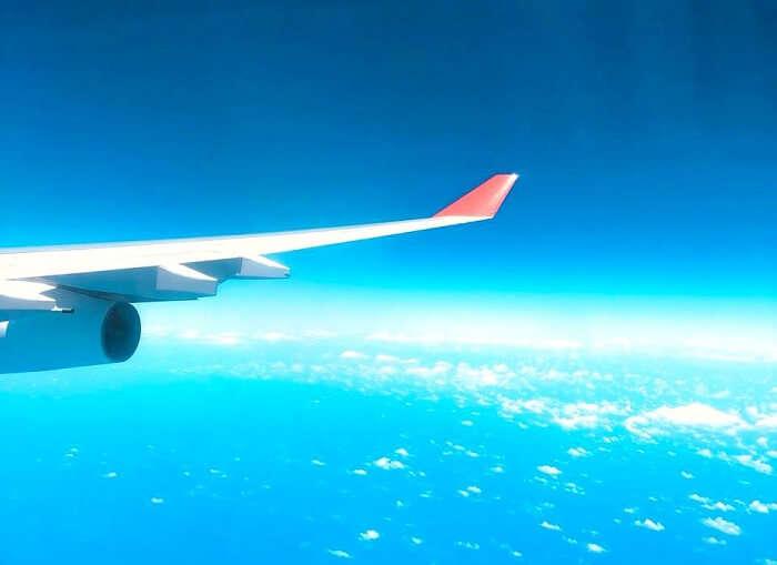 flight to Mauritius