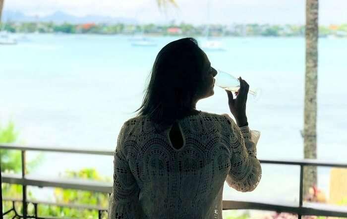 dining in Mauritius