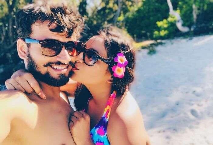 romantic vacation in Mauritius