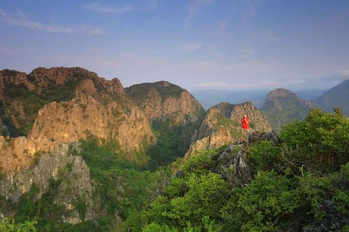 Khao rang viewpoint