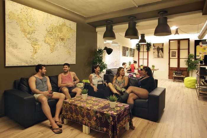 travel resolutions for 2018: Less Hotels, More Hostels