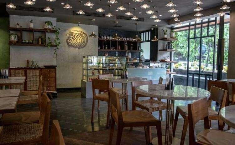 Little Green Café bangalore