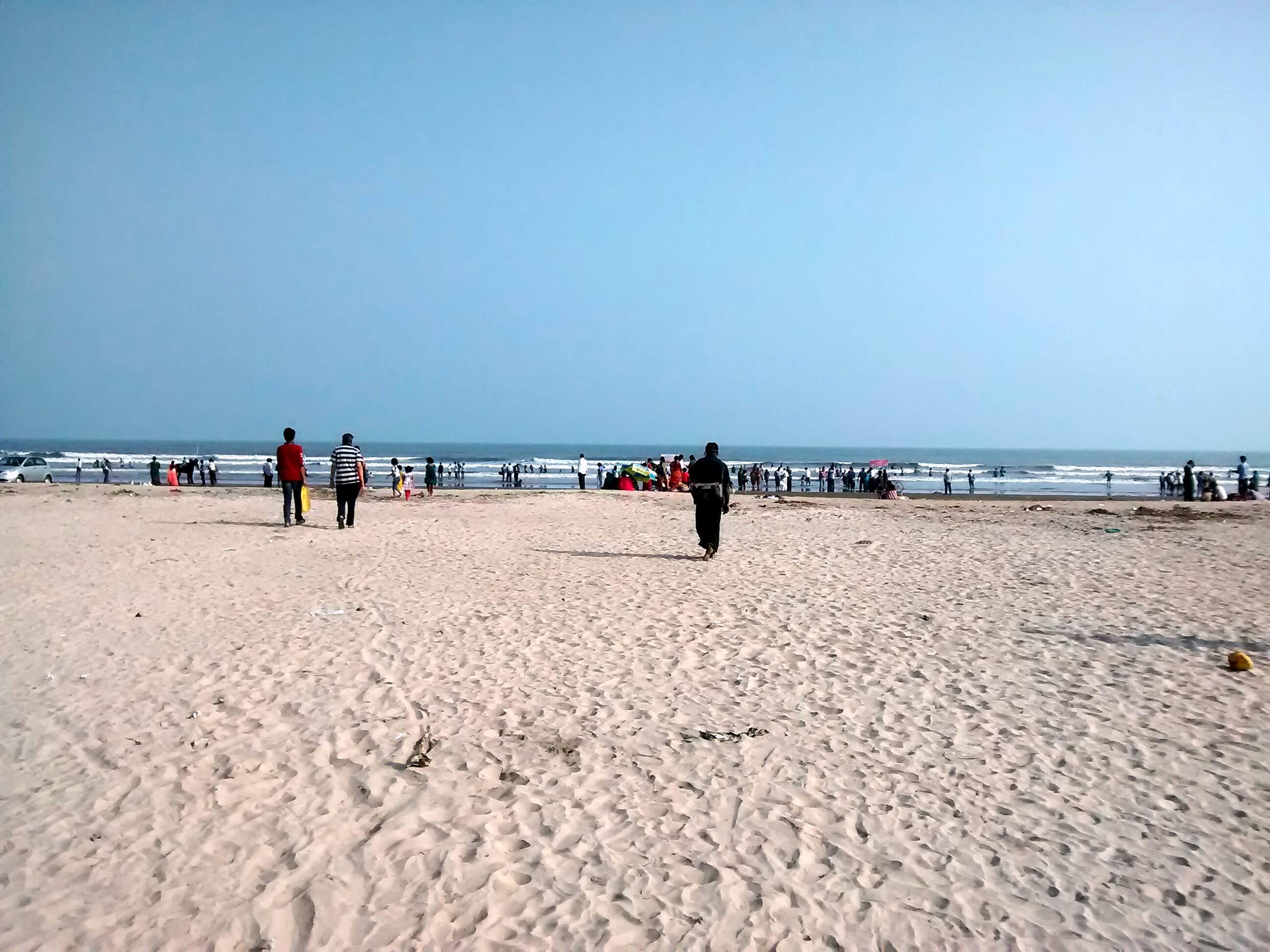 Machilipatnam Beach
