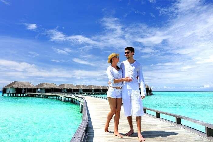 Coupl In Male Maldives