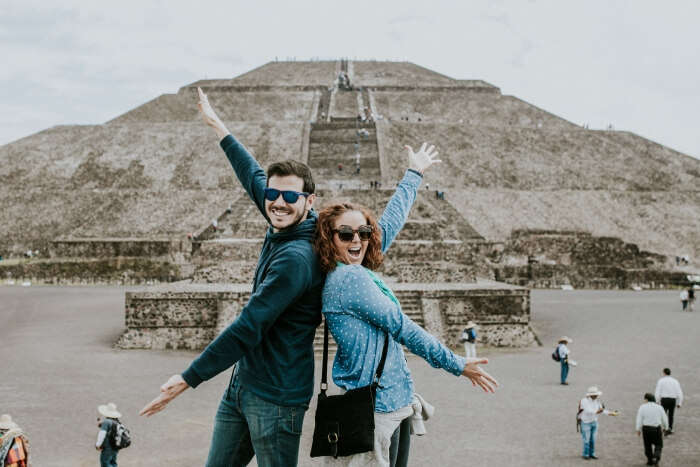 Couple in Mexico