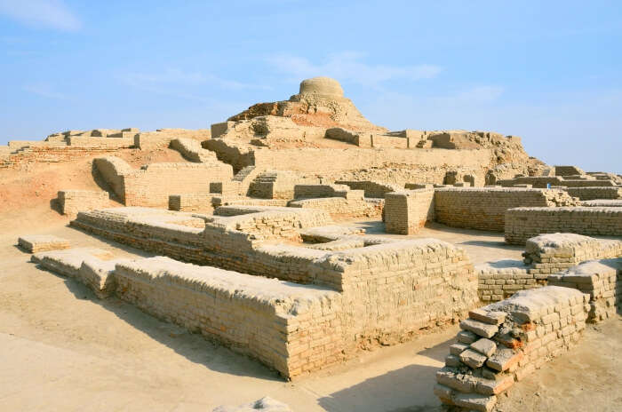 Mohenjo Daro in Pakistan