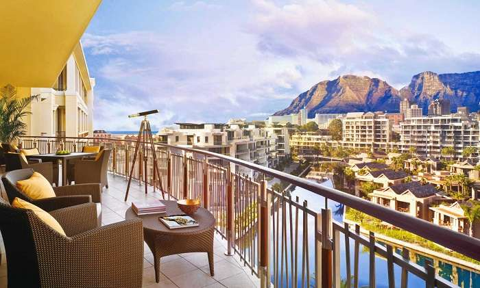 stay at cape town's One&Only Cape Town
