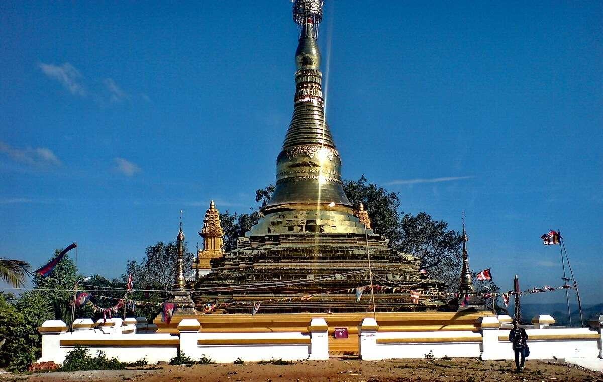 Cambodia Vietnam Friendship Monument