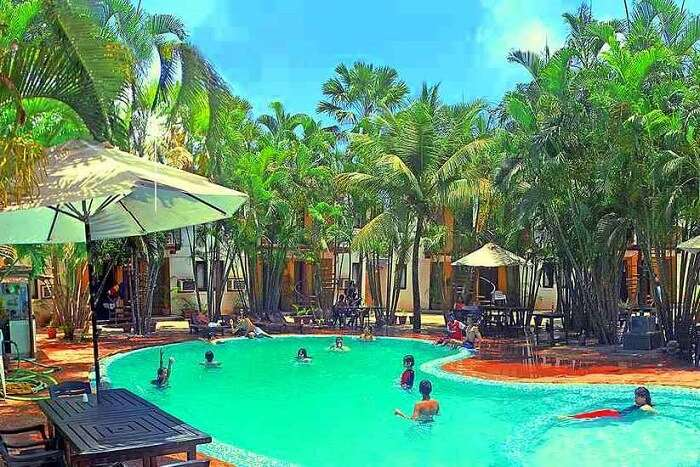 Silver Sands Beach Resort in daman