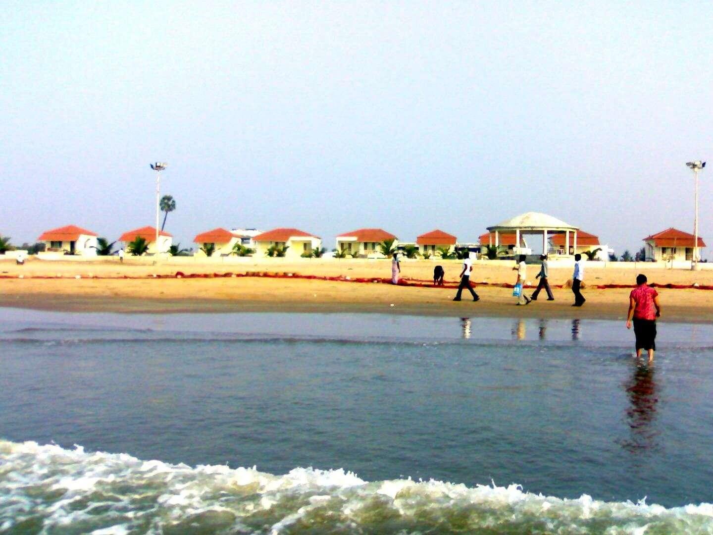 Suryalanka Beach