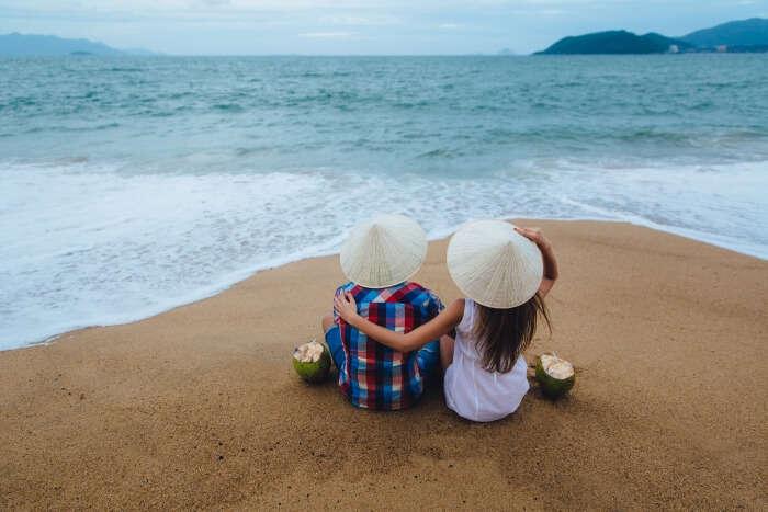 Couple in Vietnam