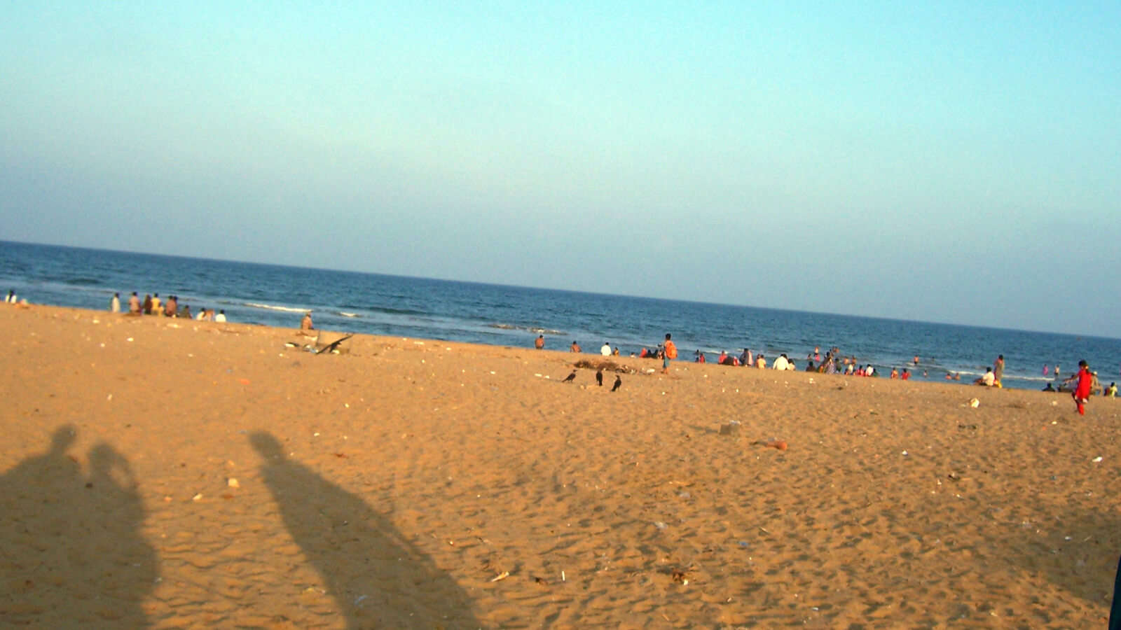 Vodarevu Beach