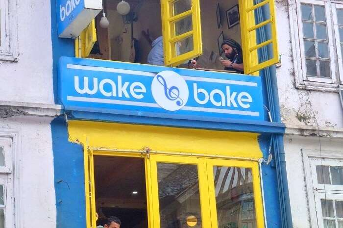 Wake and Bake Cafe
