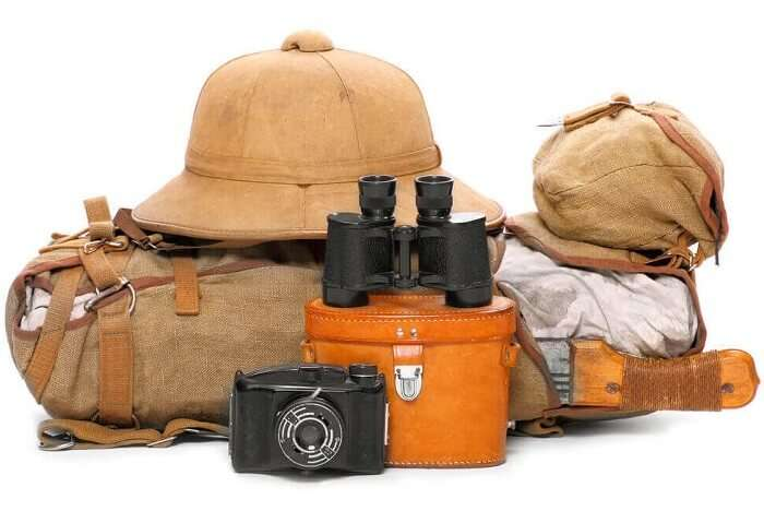 tips for jungle safari: What To pack for jungle safari