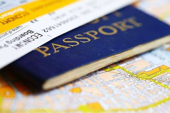 Renew your passport