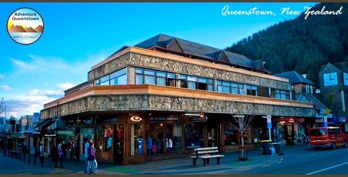 Adventure Queenstown Hostel New Zealand