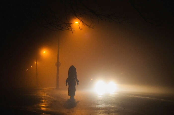 ghost story of ashoka vihar flyover