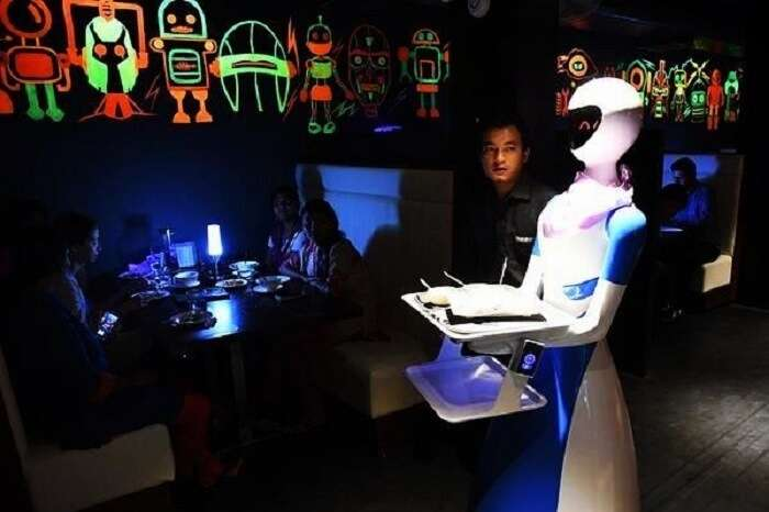 Robotic Restaurant Chennai