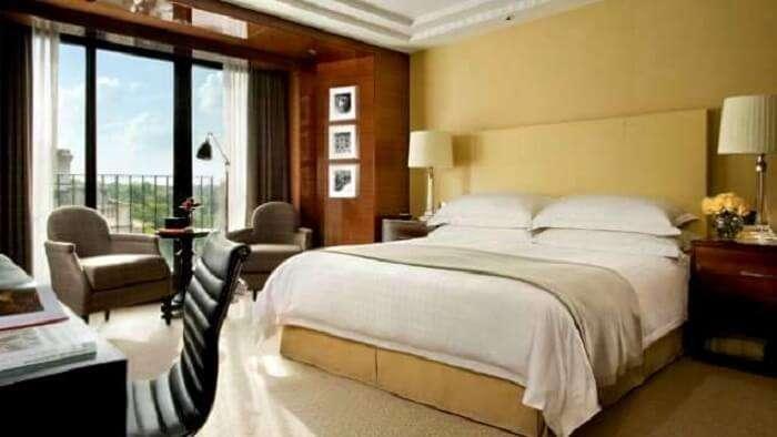 four seasons room london