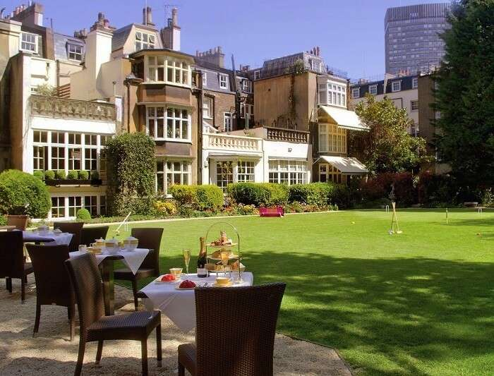 goring hotel in london