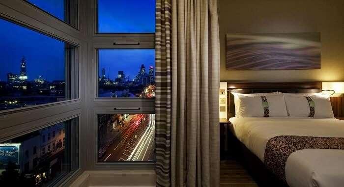 holiday inn london
