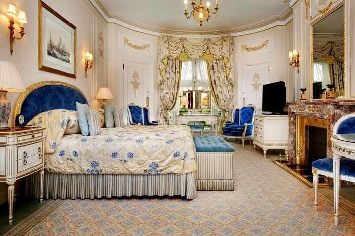 ritz room london